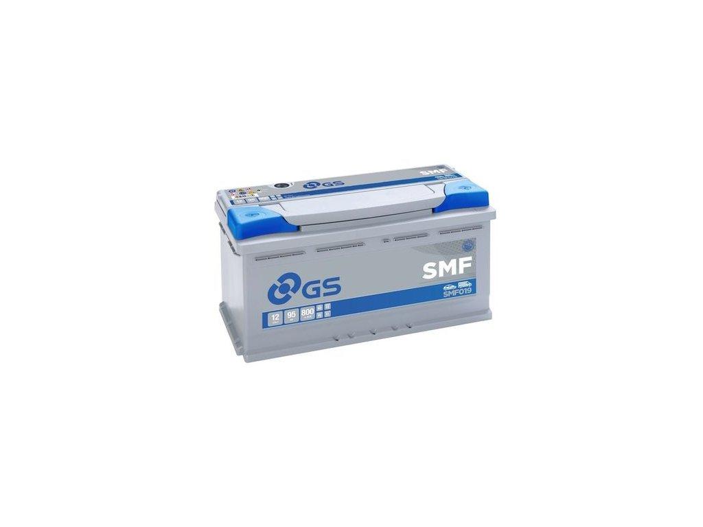 Startovací baterie GS GS SMF Battery SMF019
