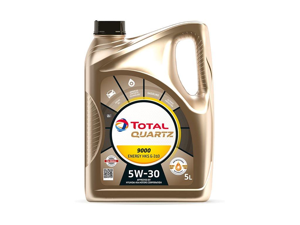 TOTAL QUARTZ 9000 ENERGY HKS 5W30 5L