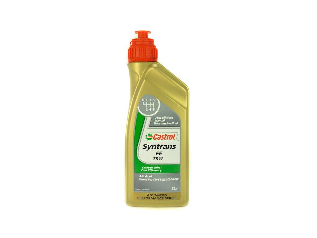 Castrol Syntrans FE SAE 75W 1 l