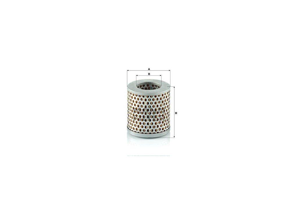 Vzduchový filtr MANN-FILTER C 711/1