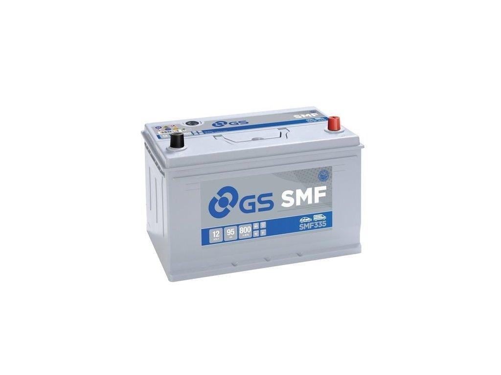 Startovací baterie GS GS SMF Battery SMF335