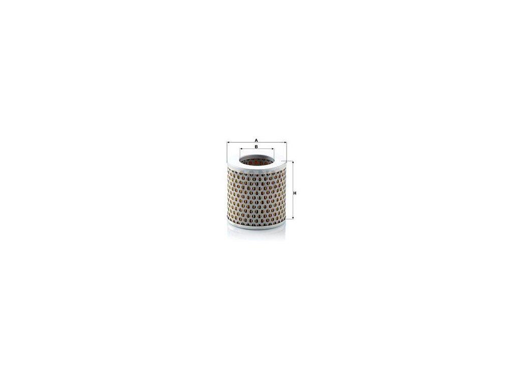 Vzduchový filtr MANN-FILTER C 75