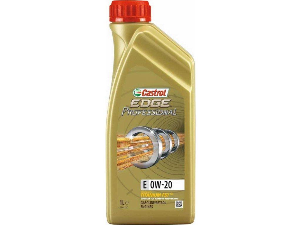 Castrol Edge Titanium FST Professional E 0W-20 1L