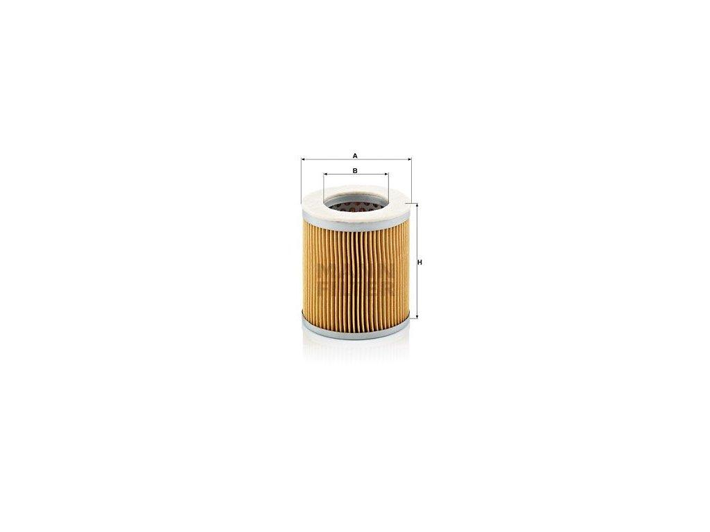 Vzduchový filtr MANN-FILTER C 75/2