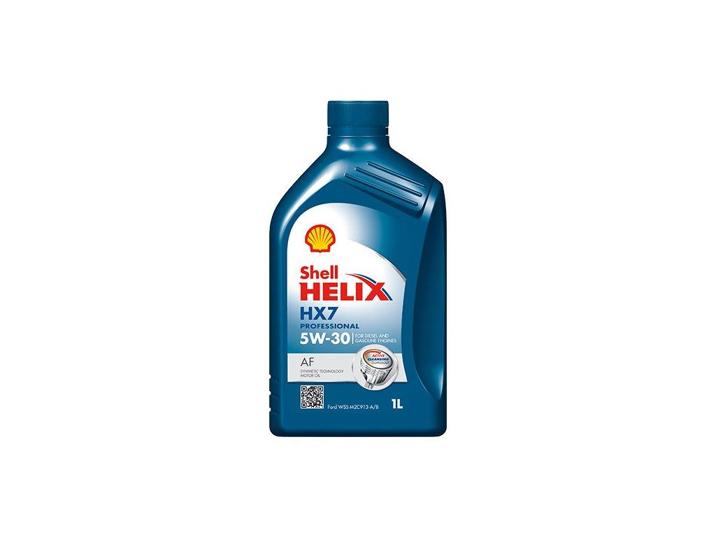 Shell Helix HX7 Professional AF 5W-30 1L