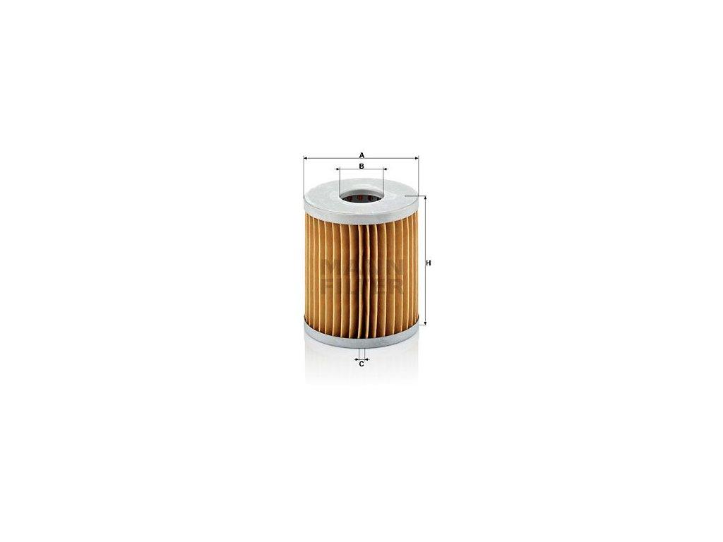 Vzduchový filtr MANN-FILTER C 79/1
