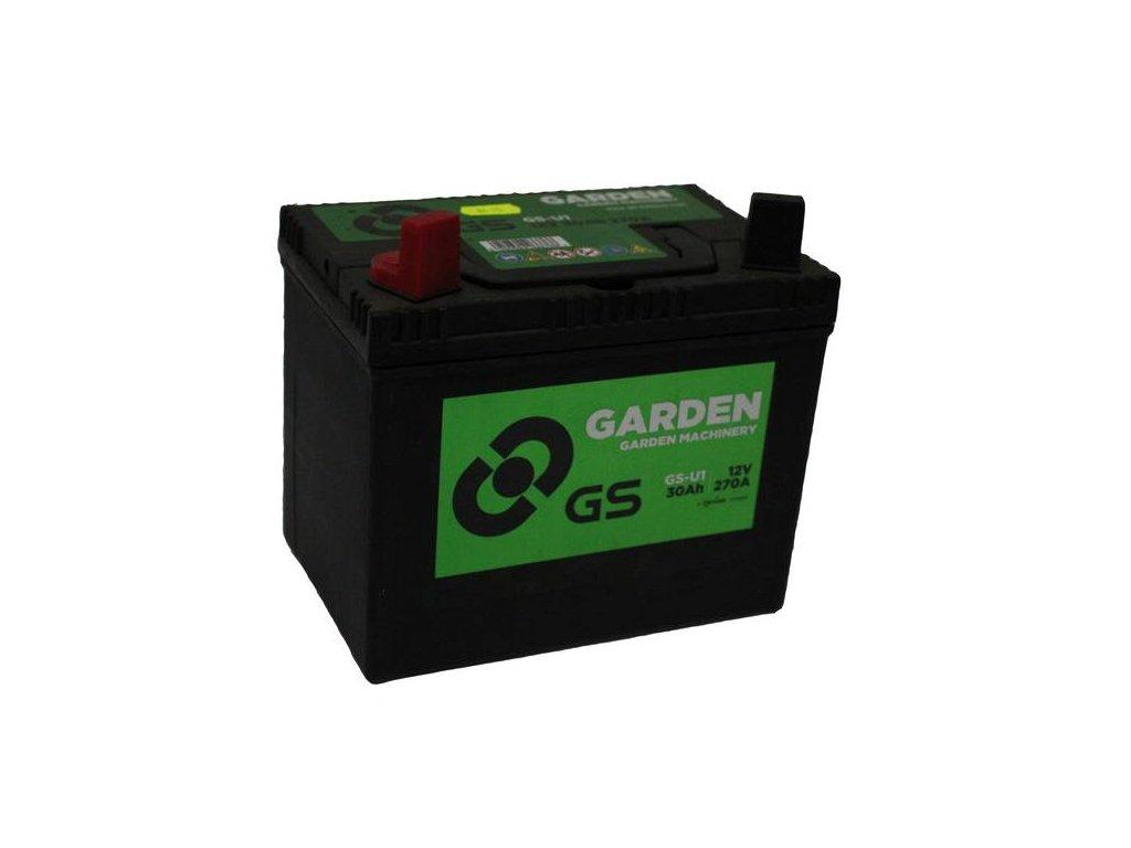 Baterie pro zahradní techniku GS