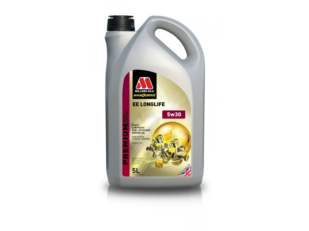 Millers Oils EE LongLife 5W-30 5L