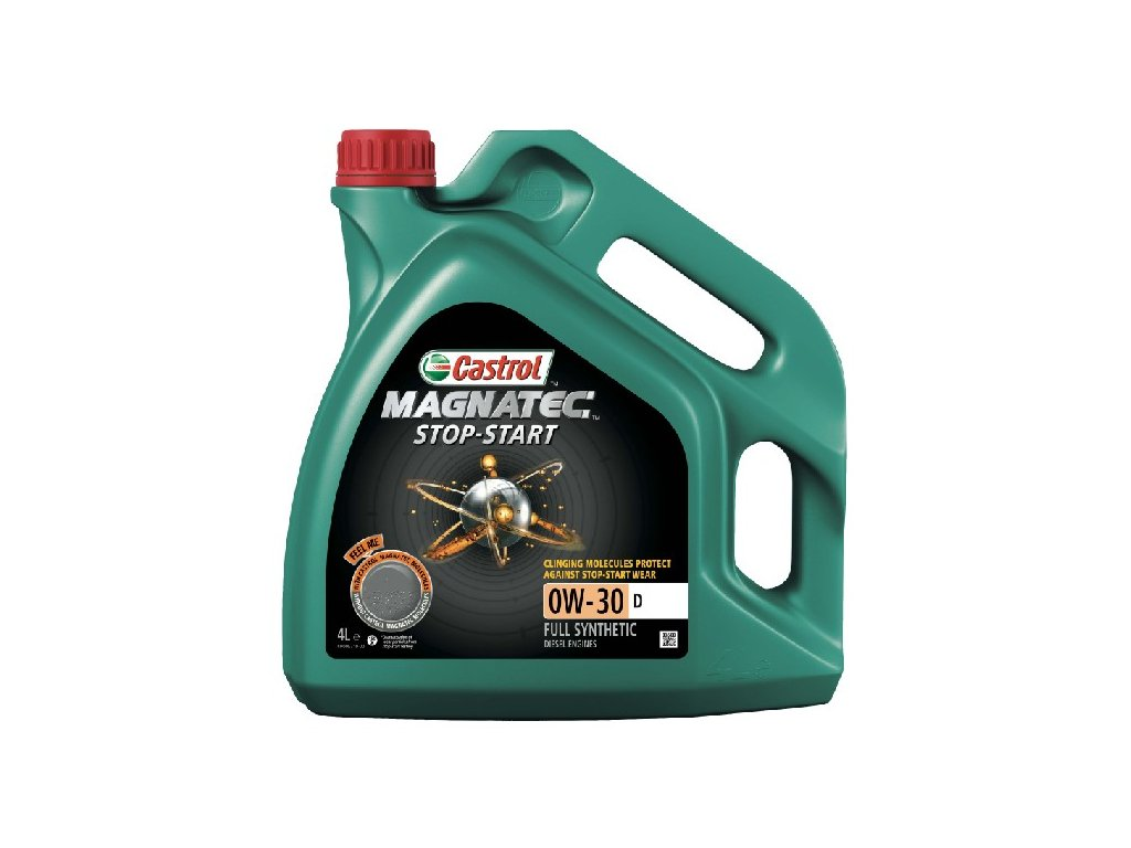 Castrol Magnatec Stop-Start 0W-30 D 4L
