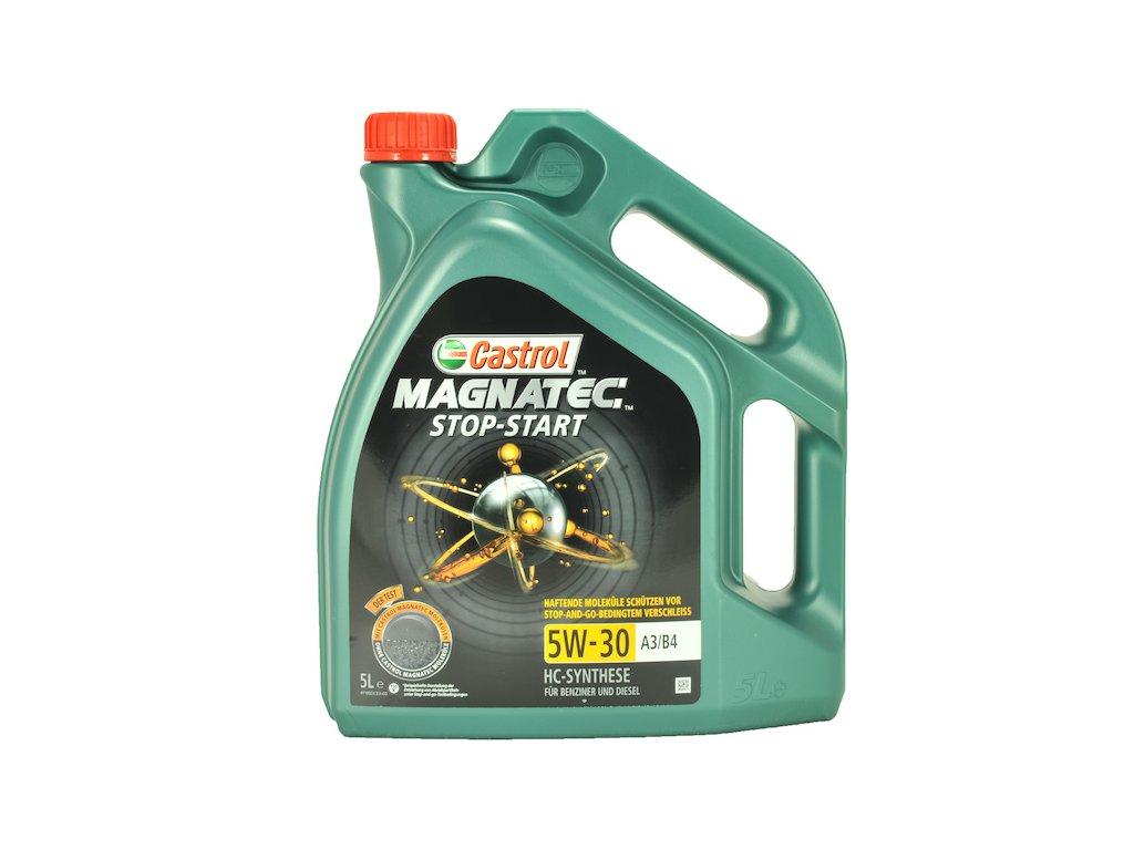 Castrol Magnatec Stop-Start A3/B4 5W-30 5L