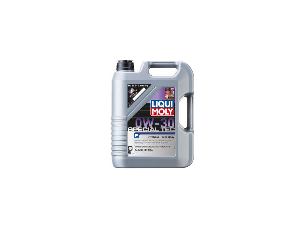Motorový olej LIQUI MOLY Special Tec F 0W-30 8903