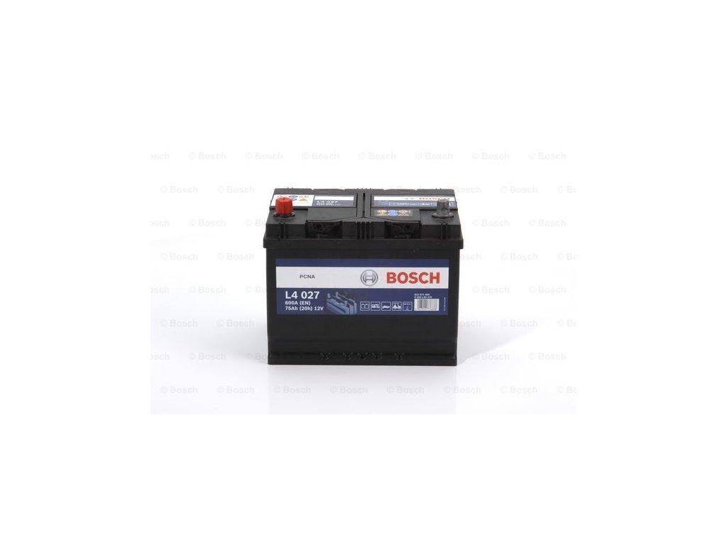 Startovací baterie BOSCH SLI 0 092 L40 270