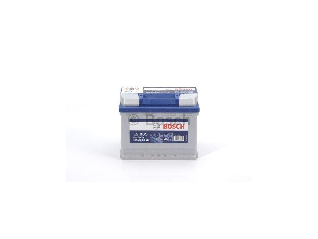 Startovací baterie BOSCH SLI 0 092 L50 050