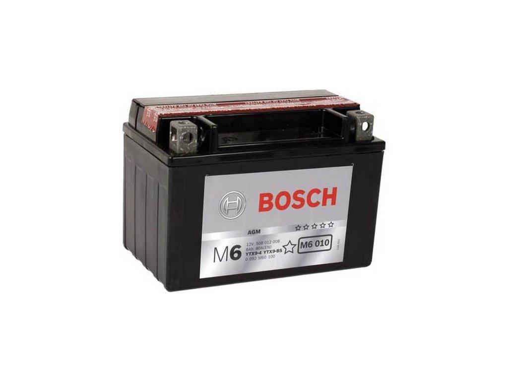 Startovací baterie BOSCH M6 0 092 M60 100