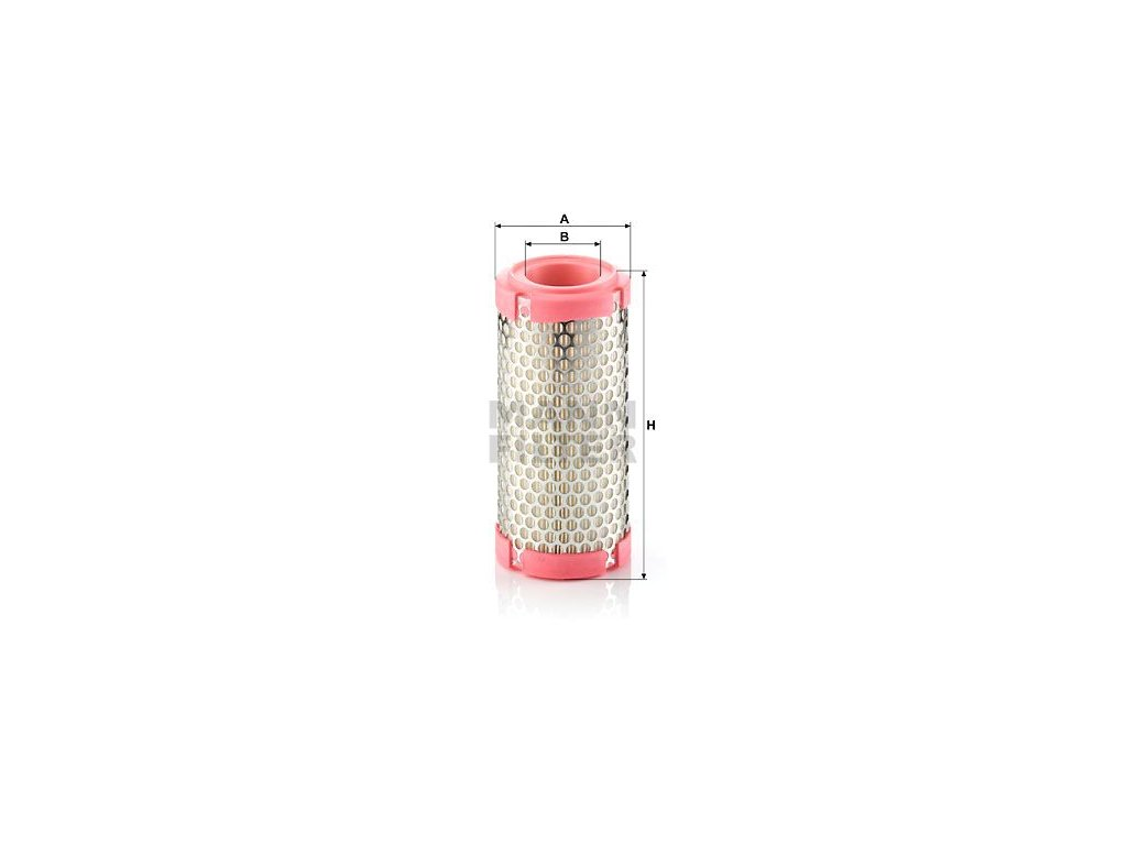 Vzduchový filtr MANN-FILTER C 944