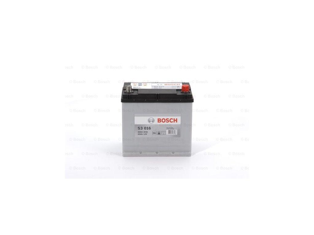 Startovací baterie BOSCH S3 0 092 S30 160