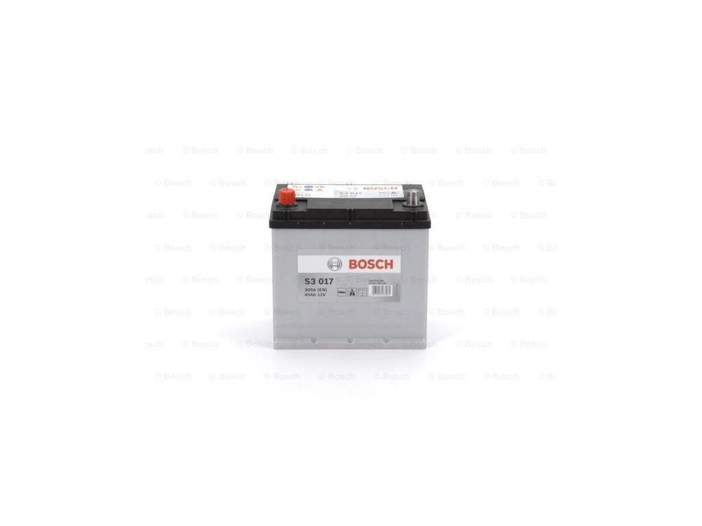 Startovací baterie BOSCH S3 0 092 S30 170