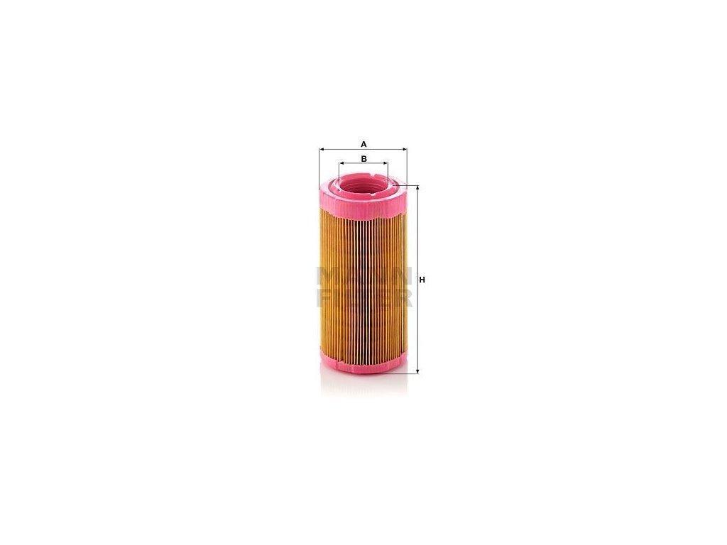 Vzduchový filtr MANN-FILTER C 946/2