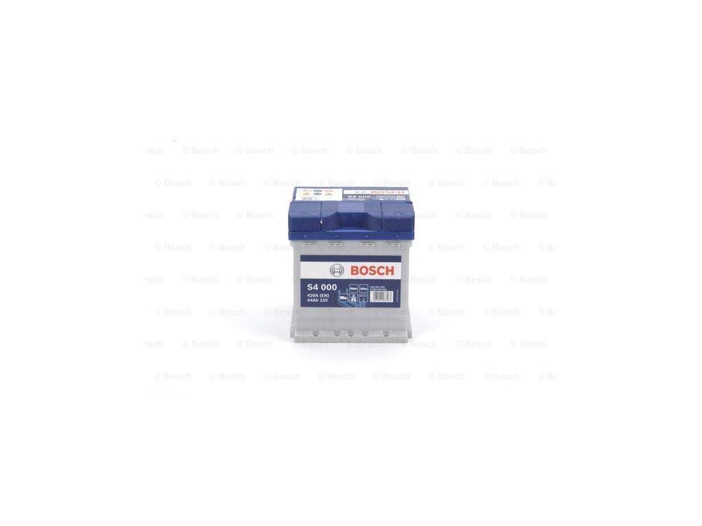 Startovací baterie BOSCH S4 0 092 S40 001