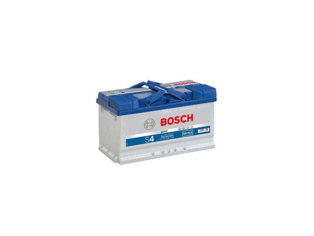 Startovací baterie BOSCH S4 0 092 S40 110