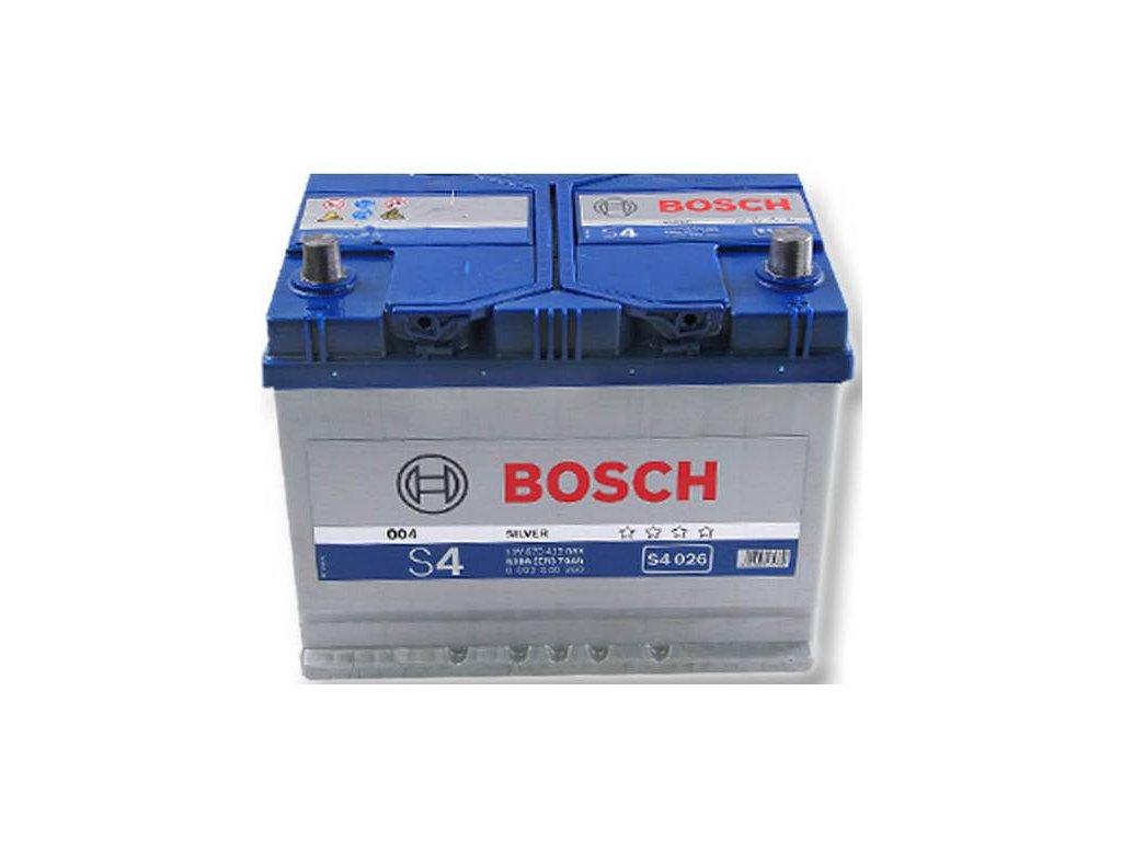 Startovací baterie BOSCH S4 0 092 S40 260