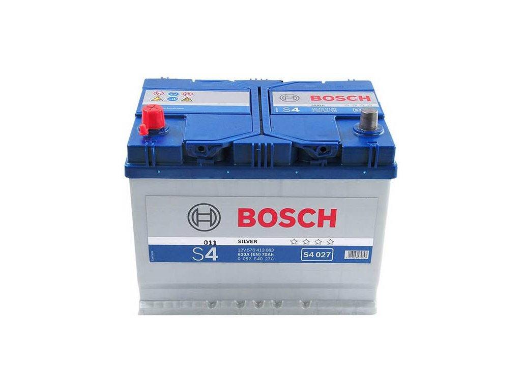 Startovací baterie BOSCH S4 0 092 S40 270
