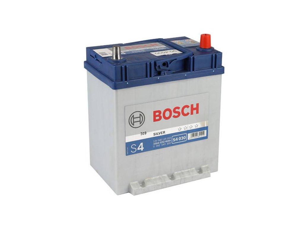Startovací baterie BOSCH S4 0 092 S40 300