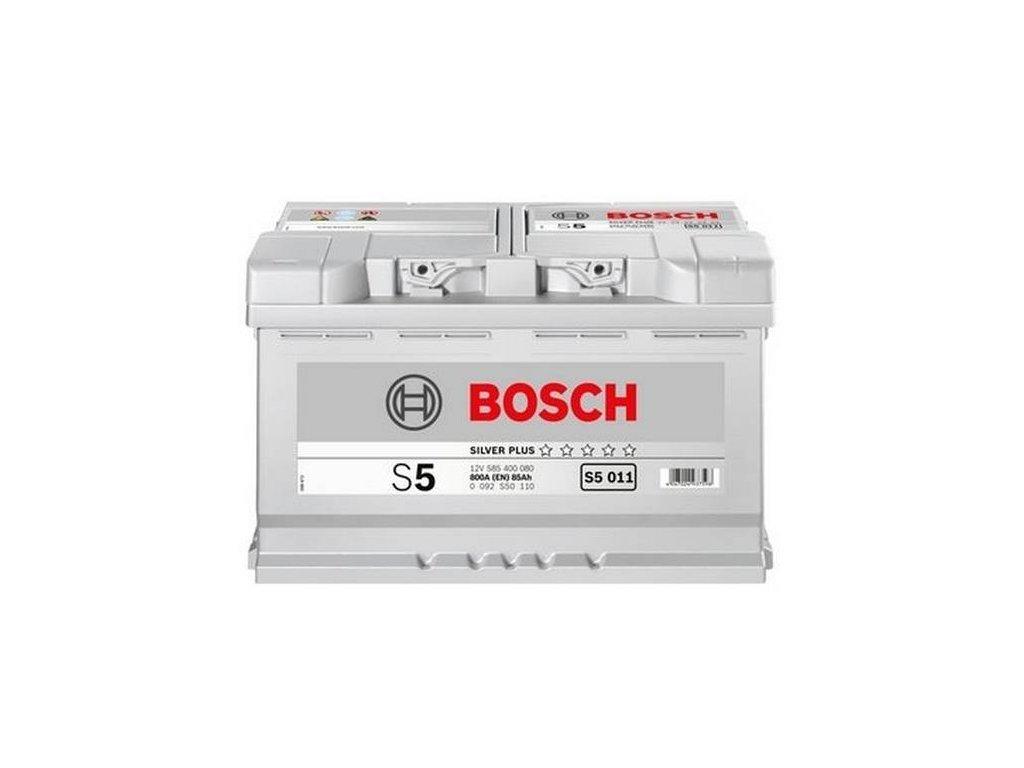 Startovací baterie BOSCH S5 0 092 S50 110