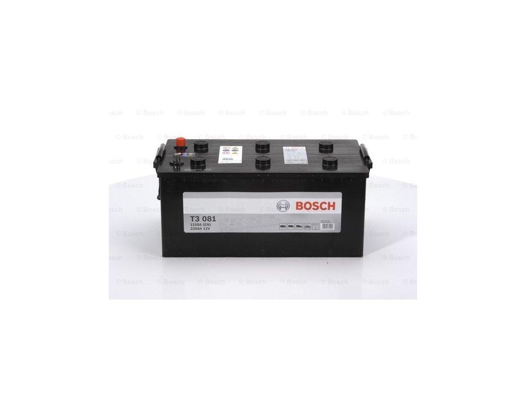 Startovací baterie BOSCH T3 0 092 T30 810