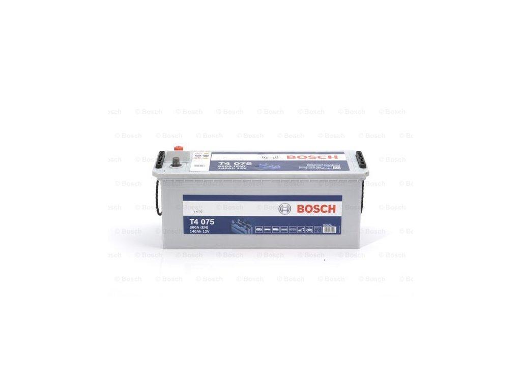 Startovací baterie BOSCH T4 0 092 T40 750