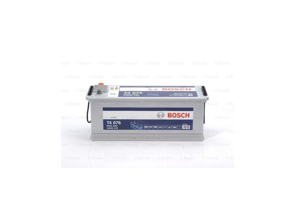 Startovací baterie BOSCH T4 0 092 T40 760