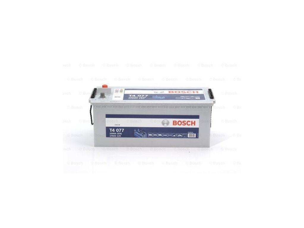 Startovací baterie BOSCH T4 0 092 T40 770