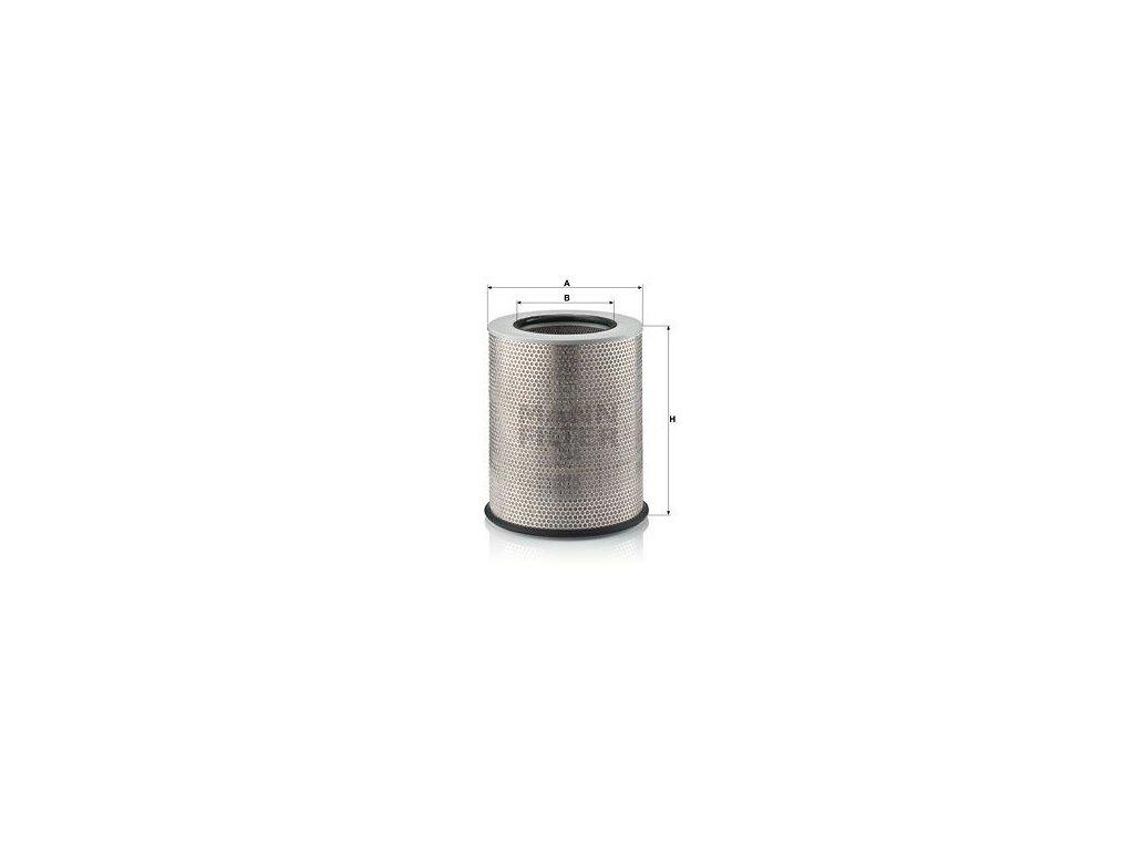 Vzduchový filtr MANN-FILTER C 34 1500/1