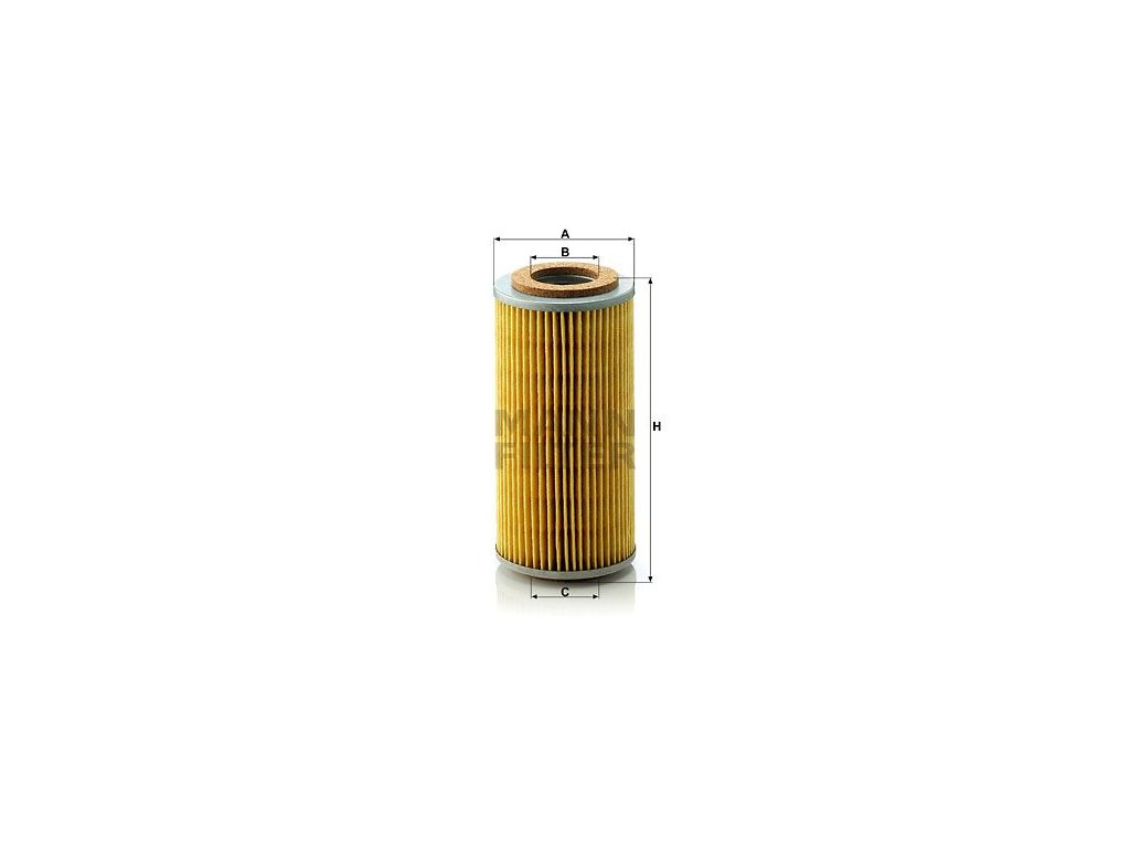 Olejový filtr MANN-FILTER H 804 x