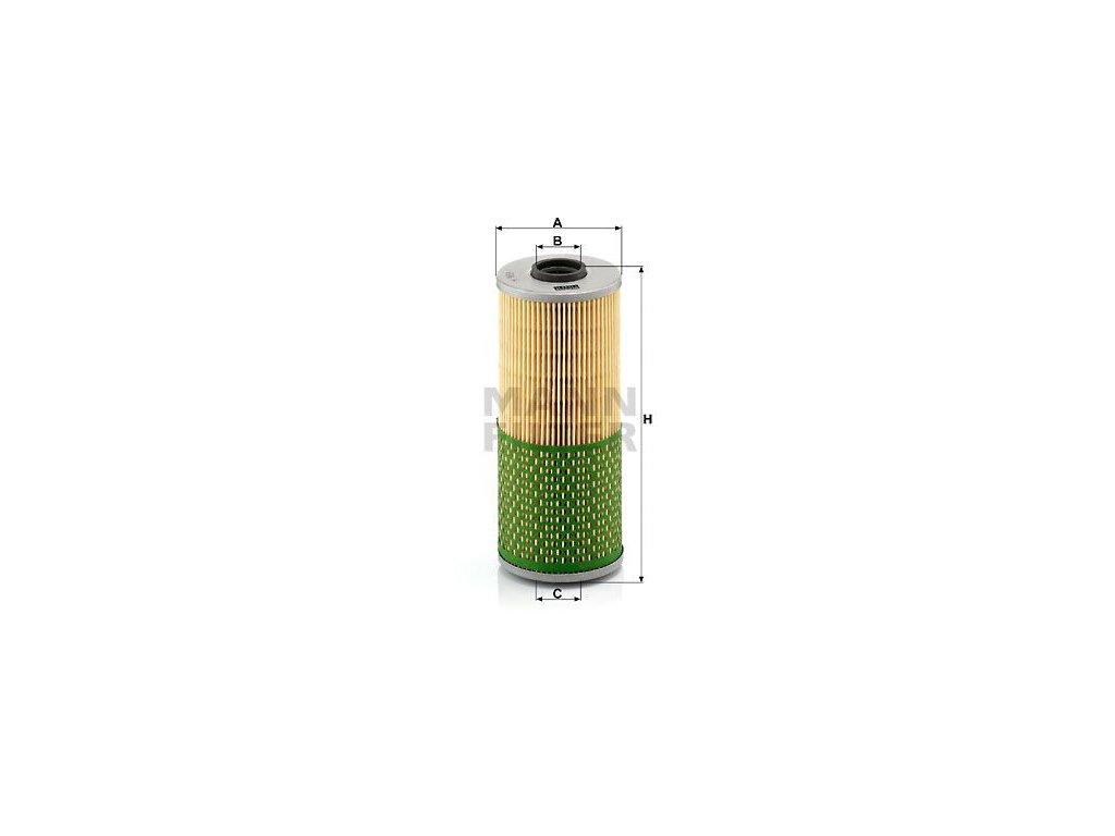 Olejový filtr MANN-FILTER H 952 x