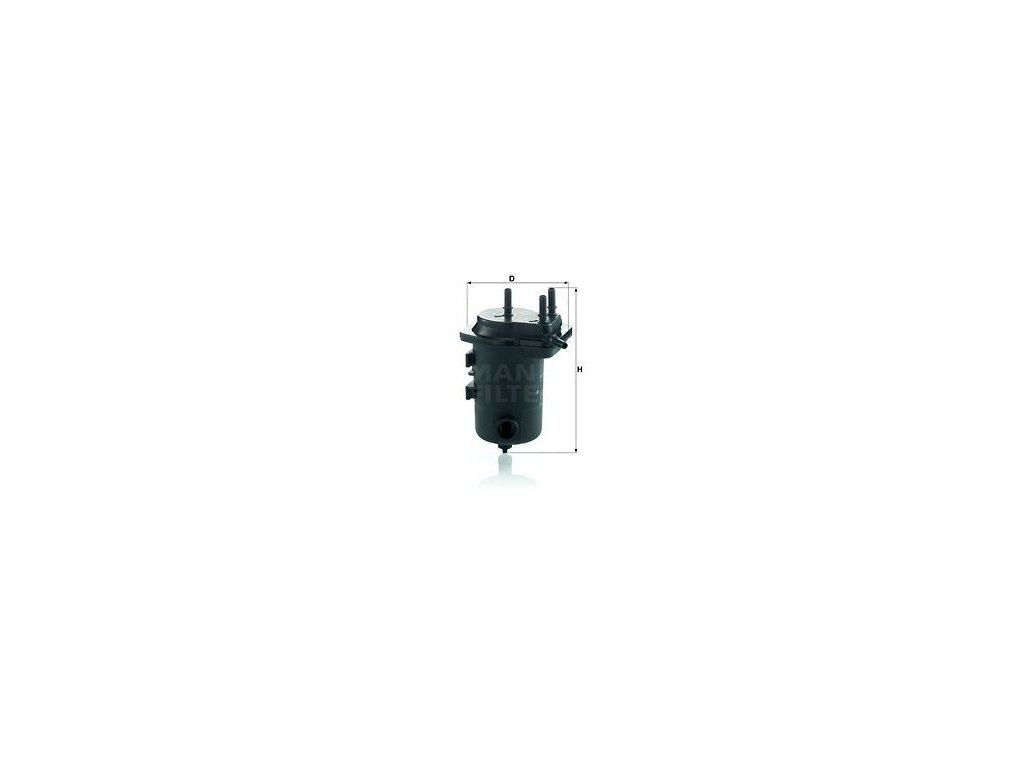 Palivový filtr MANN-FILTER WK 9028 z