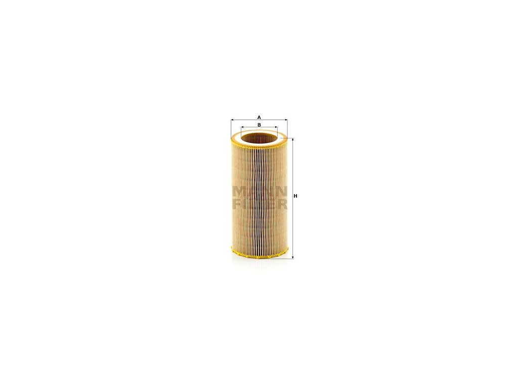 Vzduchový filtr MANN-FILTER EUROPICLON C 10 050