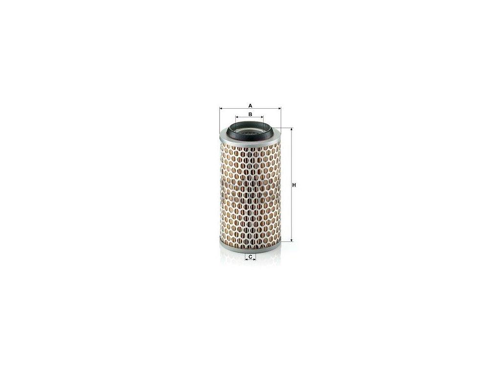 Vzduchový filtr MANN-FILTER Piclon C 1043/1