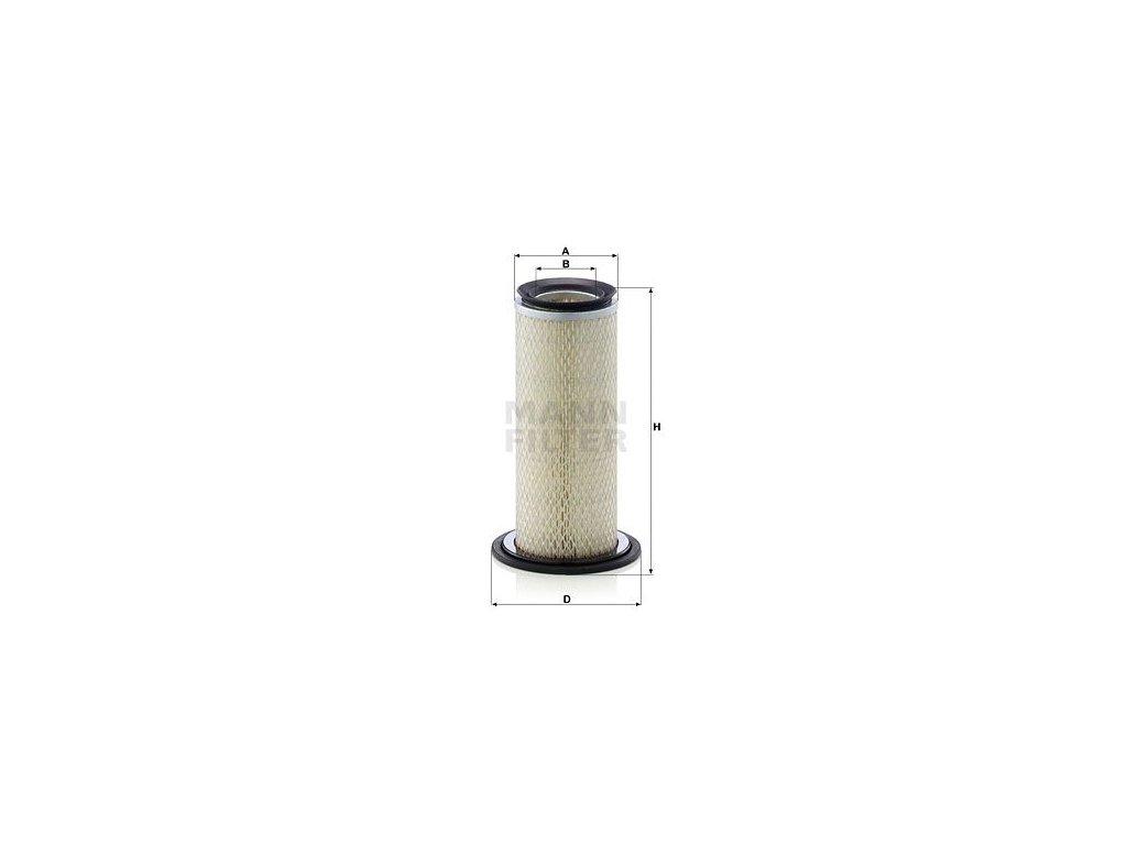 Vzduchový filtr MANN-FILTER C 11 004