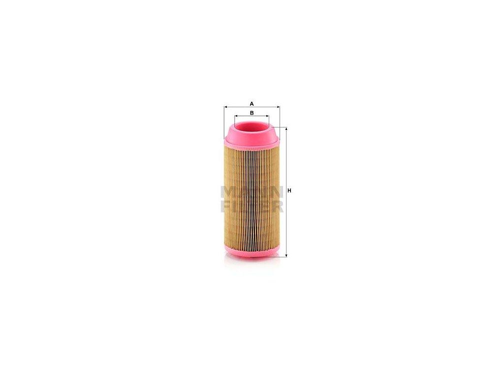 Vzduchový filtr MANN-FILTER EUROPICLON C 11 100