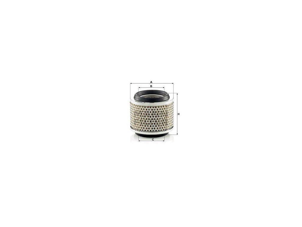 Vzduchový filtr MANN-FILTER C 1112/7