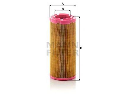 Filtr, vzduch v interiéru MANN-FILTER C 14 210/2