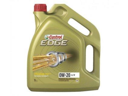 Castrol Edge Titanium FST Professional LL IV 0W-20 5L