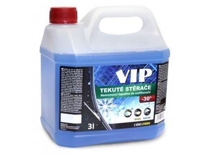 Tekuté stěrače - Zimní VIP 3L