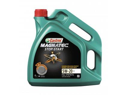 Castrol Magnatec Stop-Start 5W-20 E 4L