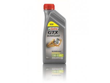 CASTROL GTX A3/B4 10W-40 1L
