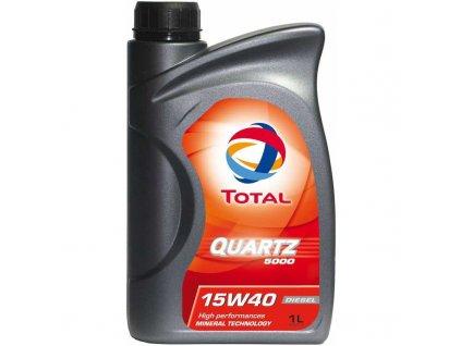 Total Quartz 5000 Diesel 15W-40 1L