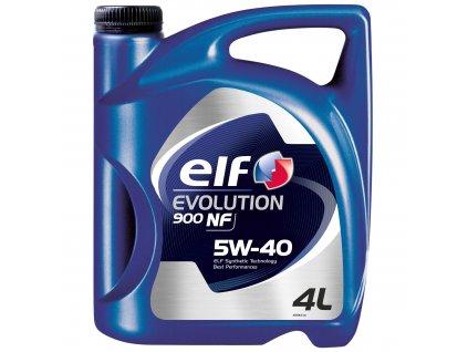 ELF Evolution 900 NF 5W-40 , 4l