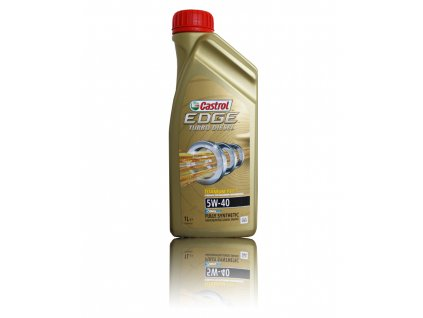 Castrol EDGE Turbo Diesel 5W-40, 1l