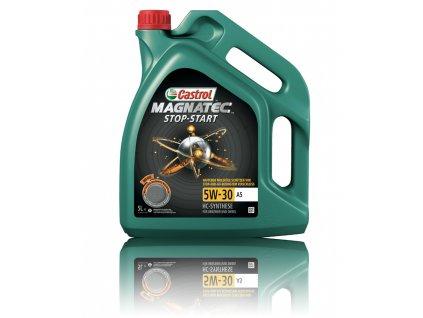 Castrol Magnatec Stop-Start A5 5W-30, 5l